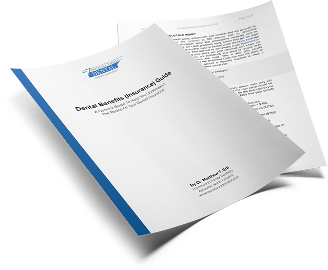 Dental Benefits Insurance Guide Mockup