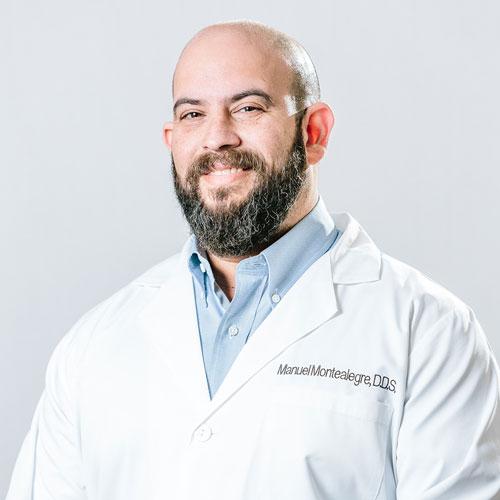 Dr. Manny Montealegre